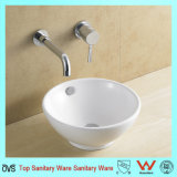 Ovs Hot Sale e Good Price Sanitary Ware Ceramic Counter Top Basin