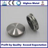 Protezione di estremità del corrimano con la parte superiore piana per l'inferriata dell'acciaio inossidabile