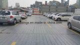 Multi estacionamento da construção de aço da camada