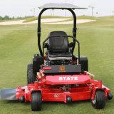 60inch専門家ゼロの回転芝刈り機