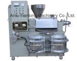 Petróleo automático vegetal Presser/expulsor profesional del tornillo del cacahuete del germen Yszx120/de la soja/del sésamo del petróleo de la máquina de la prensa de petróleo