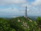 башня антенны телекоммуникаций башни 3-Leg для за морем