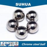 Bola de acero inoxidable de AISI304/304L/316/316L 6.5m m para el uso del rodamiento