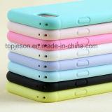 Het suikergoed kleurt Geval van de Telefoon van de Steen het Uiterst dunne Zachte voor iPhone 7/7 plus