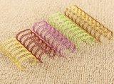 2017 Nylon Revestido Twin Double Loop Wire Precut