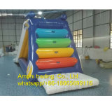 PVC、0.55mm PVC材料およびスライドの膨脹可能なスライドのタイプ膨脹可能な水スライド
