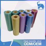 50cm*25m Korea Htv Funkeln-Wärmeübertragung-Vinyl für Kleidung
