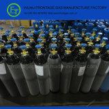 140-8-150 Stahlzylinder für Sauerstoff-Gas 8 L