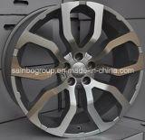 O vário estilo moldou as melhores bordas da roda da liga do carro das rodas F110118