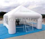 La publicité du bon prix K5127 de cube de tente gonflable blanche de bulle