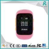 Reloj personal de la pulsera de la muñeca del GPS GPRS para los cabritos/niño/adulto