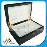 Коробка подарка коробки упаковки коробки вахты новой конструкции изготовленный на заказ деревянная