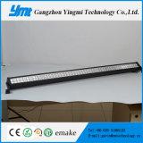 barra ligera curvada 300W del LED para SUV campo a través