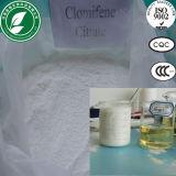 Citrato esteroide de Clomid Clomifene del polvo del estrógeno anti para el cáncer anti
