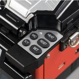 Machine de épissure de fibre optique portative de RoHS FTTH/FTTX de la CE
