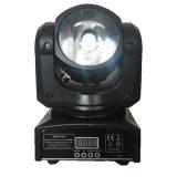 2017 60W RGBW Mini-LED bewegliches Hauptträger-Licht