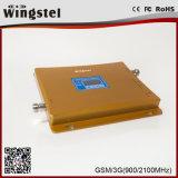 GM/M à deux bandes WCDMA 900 servocommande de signal de portable de 2100 mégahertz