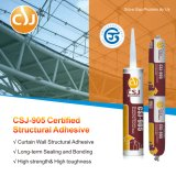 Bom vedador adesivo do silicone para a engenharia de vidro estrutural