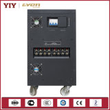 Controllo a tre fasi dello stabilizzatore 15kVA MCU di tensione