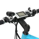 36V 250W E Fork Suspension Vélo de camping électrique motorisé avec batterie cachée