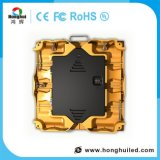 Afficheur LED extérieur de location de mur visuel d'IP65/IP54 P4 DEL