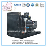 400kw 500kVA silencioso Canopy Open Generator com chinês Kangwo Engine