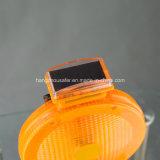 Предупредительный световой сигнал янтарного цвета солнечный/предупредительный световой сигнал движения (S-1359A)