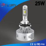 LED 작동되는 모는 헤드 차 빛 램프 25W 트럭