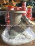Y-Tamis rf d'extrémité de bride d'acier inoxydable