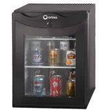 Refrigerador de vidro da porta do hotel por atacado de Orbita mini