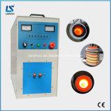 Pequeño equipo ahorro de energía del refinamiento del oro del horno fusorio de la inducción