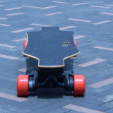 400W het Skateboard van het Wiel van E met Lithium 2.2ah