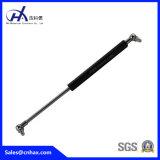 Fitting Gas Struts Easy Lift Gas Spring Material de aço inoxidável com soquete de bola de metal para janela ao ar livre