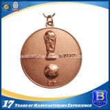 Подгонянное медаль металла спорта сплава заливки формы для сувенира