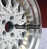 Колесо 19 дюймов снабжает ободком колесо сплава автомобиля BBS реплики