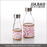 500ml de nieuwe Fles van de Drank van de Kleur van de Nevel van het Glas van de Kalk van de Soda van het Ontwerp