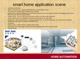 Zigbeeのリモート・コントロールスマートなホーム・オートメーションのセキュリティシステムの解決をZ振りなさい