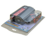 12V/24V aan 300W Omschakelaar de Van uitstekende kwaliteit van de Macht van de Auto 110V/220V