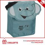 Netter Kind-Kühlvorrichtung-Mittagessen-Beutel mit Tierdruck