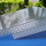 Il policarbonato dei materiali di coperture della serra riveste i comitati del favo del PC