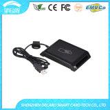 USB 13.56m hertz 14443A do leitor de cartão do Hf RFID MIFARE CI (D5)
