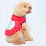 Umschaltbare bunte Hundemantel-Haustier-Produkt-Kleidung