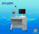 Máquina de la marca del laser de la fibra para la eliminación plástica de la pintura