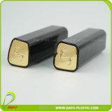 Imballaggio su ordinazione dei contenitori del rossetto di lucentezza dell'orlo di imballaggio di plastica