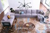 Sofà sezionale moderno E1703 stabilito del tessuto del sofà del tessuto di vendita di Hote grande