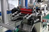 Agujero de alfiler automatizado Wdk-300 que coloca la máquina que corta con tintas