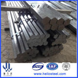 Barra d'acciaio quadrata delicata di Ss400 S20c SAE1018 S275jr