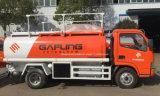 5000リットルの燃料タンクのトラックディスペンサーのトラックに燃料を補給する5トン