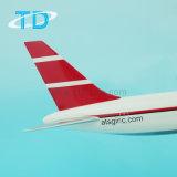 Самолет фрахтовщика Boeing смолаы B767-200 модельный