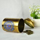 Wholesale Nahrungsmittelgrad-rundes Plätzchen-Zinn-Tee-Zinn-kundenspezifisches Zinn